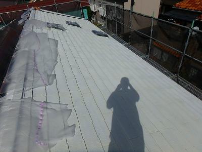 さいたま市桜区 屋根 塗装