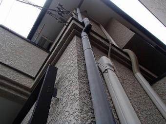 雨樋 外壁 塗装
