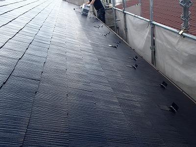 屋根塗る 安い業者