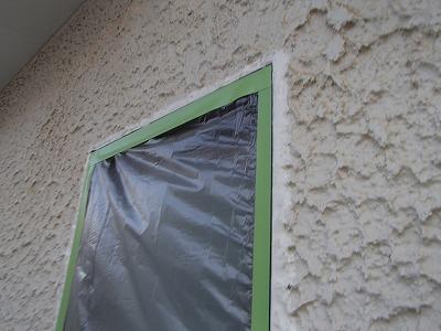 窓廻りのシーリング