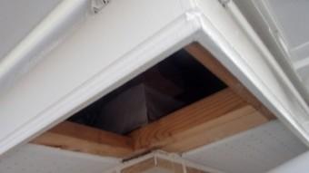 軒天 板交換
