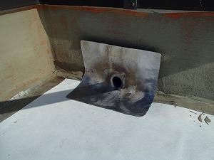 排水溝 屋上防水
