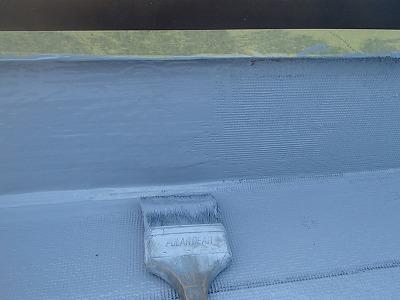 屋上防水機能復活