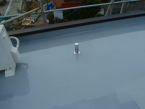 空気穴 屋上防水