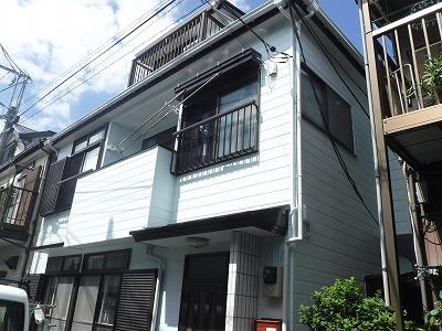 埼玉県さいたま市で外壁塗装を行いました