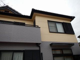 上尾市 漆喰補修 屋根塗装