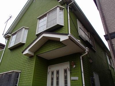 さいたま市中央区屋根塗装、外壁塗装後