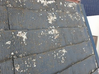 屋根 劣化 スレート