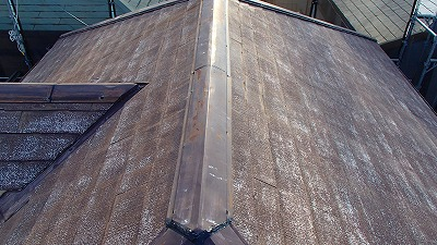 川口市 屋根塗装