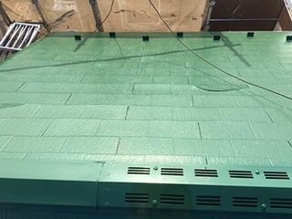 塗り直し スレート屋根塗装