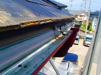 東松山市 屋根