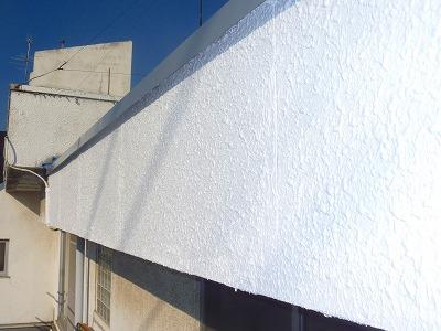 蓮田市 屋根塗装 破風塗装