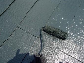 屋根 補助金 ケイセラチタンクール モスグリーン