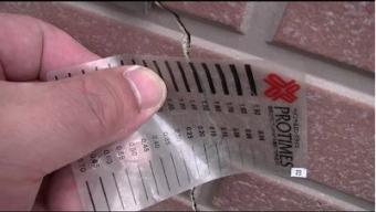 外壁クラック測定